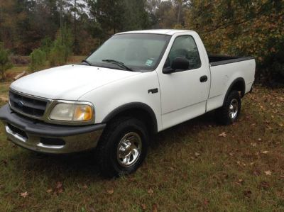 97 Ford 4X4