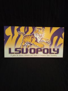LSUopoly - Monopoly game