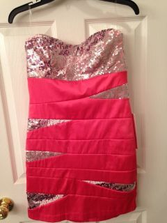 REDUCED!NEW(with tag on) Beautiful Prom Dress size 11