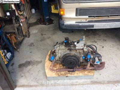 86 Vanagon engine