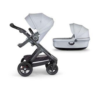 Stokke® Trailz™ Black Complete Grey Melange - Choose Your Chassis