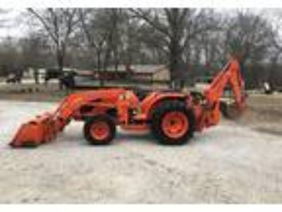 2013 Kubota MX5100-Backhoe Agriculture in Vian, OK