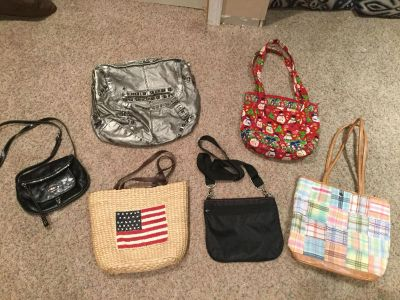 Purses $3 each or all for $10