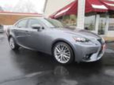 Used 2015 Lexus IS 250 AWD in Wadsworth, OH