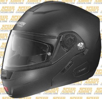 Sell Nolan N91 Black Graphite Helmet size 2X-Large motorcycle in Mission Hills, California, United States, for US $269.95