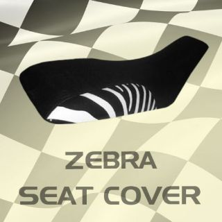 Purchase Polaris Sportsman 700 96-99 Zebra Seat Cover #qxf14379 yuh6389 motorcycle in Milwaukee, Wisconsin, United States, for US $39.99