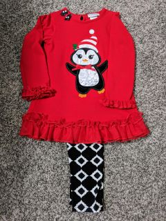Emily Rose Legging Outfit Size 7