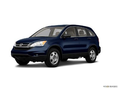 2011 Honda CR-V LX (blue)