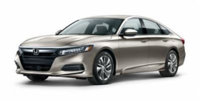 2018 Honda Accord LX 1.5T (Black)