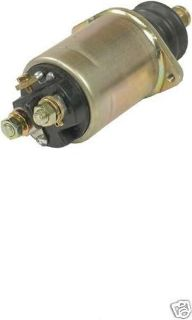 Find STARTER SOLENOID FOR KOMATSU D21A-6 DOZER 6D95L 4D95L 600-813-3130 600-813-3141 motorcycle in Lexington, Oklahoma, United States, for US $129.95