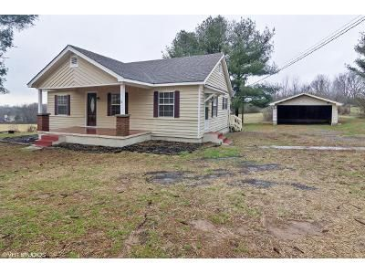 3 Bed 1 Bath Foreclosure Property in Whitwell, TN 37397 - Alvin York Hwy