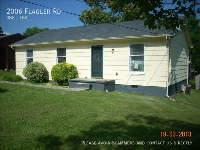 Single-family home Rental - 2006 Flagler Rd