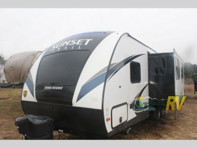 2018 Crossroads Rv Sunset Trail Grand Reserve SS26SI
