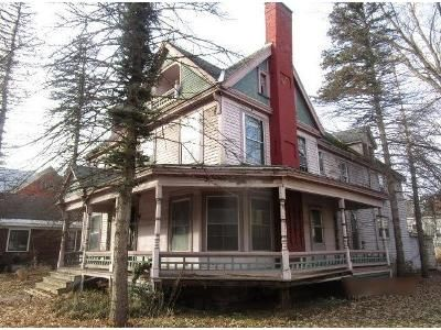 5 Bed 1.5 Bath Foreclosure Property in Fort Plain, NY 13339 - Main St