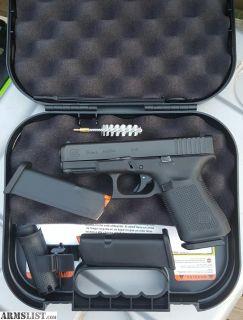 For Sale: Glock 19 GEN 5 *no tax*