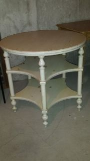 3 tier Occasional Table