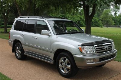 $6,521, Look  2006 Toyota Land Cruiser  NAVIGATION