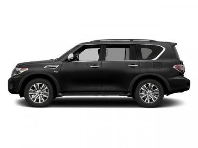2018 Nissan Armada SL (Super Black)
