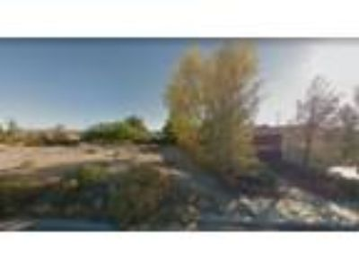 Ridgecrest, Ca, 6,098 Sq Ft Buildable Residential Corner Land With Paved Access