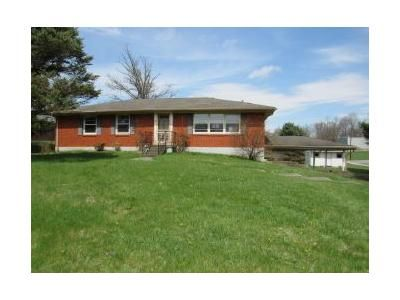 3 Bed 1.1 Bath Foreclosure Property in New Castle, KY 40050 - New St