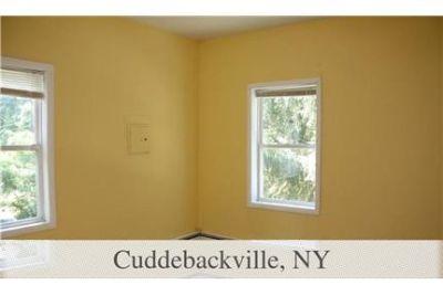 Cuddebackville - Clean 2 bedroom 2nd floor apartment with large living room.
