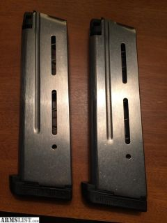 For Trade: Wilson combat 40s&w mags