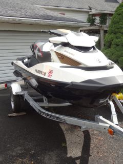 2011 Sea-Doo GTX Limited iS 260 3 Person Watercraft New Britain, PA
