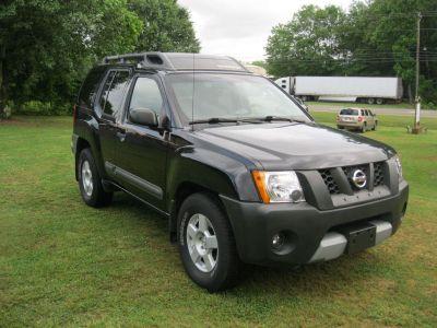 2005 Nissan Xterra S (BLK)