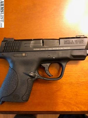 For Sale: Smith wesson
