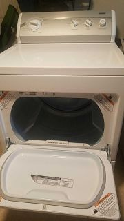 Kenmore Dryer and top-loader Washer