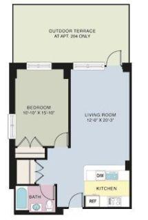 $8070 1 apartment in Chelsea