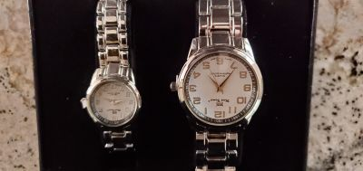 Watches - his and hers ( new )