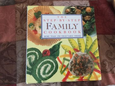 The Step By Step Family Cookbook