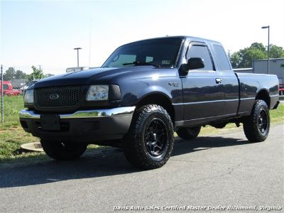 2003 Ford Ranger XLT (Blue)