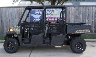 2018 Polaris Ranger Crew 570-4 Side x Side Utility Vehicles Katy, TX