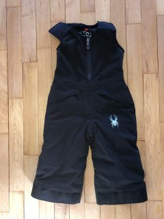 Spyder Small to Tall snow pants 2T