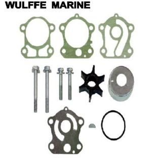 Buy Water Pump Kit Yamaha F75 F80 F90 F100 75 80 90 100 hp 67F-W0078-00-00 18-3451 motorcycle in Mentor, Ohio, United States, for US $39.48
