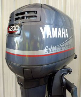 "Buy 1997 YAMAHA 200 HP 25"" SHAFT .. OUTBOARD MOTOR . WORLDWIDE SHIPPING motorcycle in West Palm Beach, Florida, United States, for US $4,900.00"