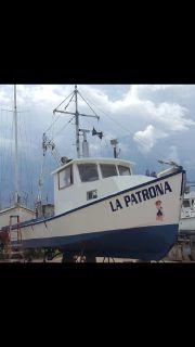 35 ft Shrimp boat with Texas Bait License
