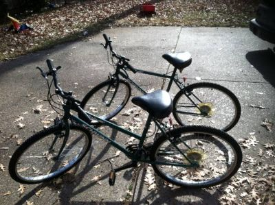 Schwinn SideWinder BICYCLES (His  Her)