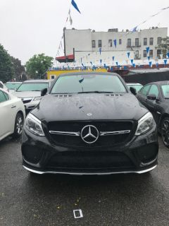2018 Mercedes-Benz GLE AMG GLE 43 4MATIC Coupe (Black)