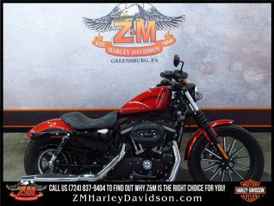 2012 Harley-Davidson Sportster Iron 883 Sport Motorcycles Greensburg, PA