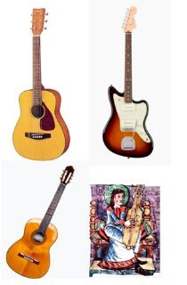 guitar(s) wanted