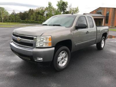 2008 Chevrolet Silverado 1500 Work Truck (Grey)
