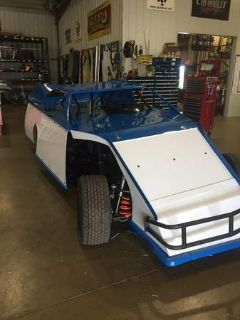 2017 Harris Modified