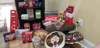 COCA COLA Collection 25 pcs
