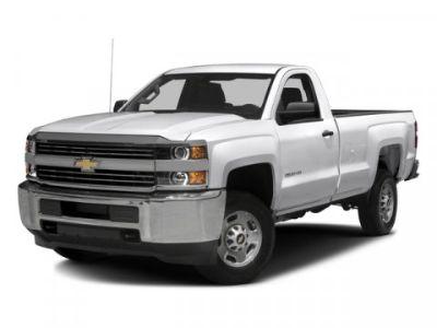 2016 Chevrolet RSX Work Truck (Silver Ice Metallic)