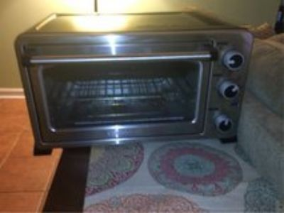 Toaster Oven-barely used