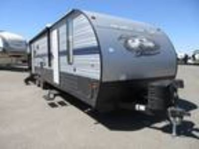 2019 Forest River Cherokee Grey Wolf 29TE Two Bedrooms/ U Shaped Dinette/