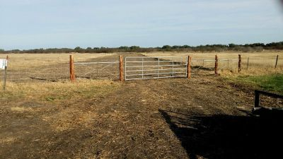 Ranch and Oil Rigs Fencing
